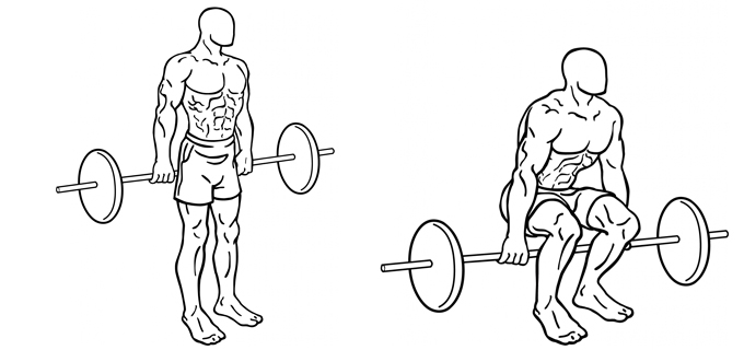 how to do the hack squat