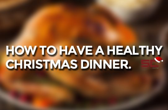how to have a healthy christmas dinner